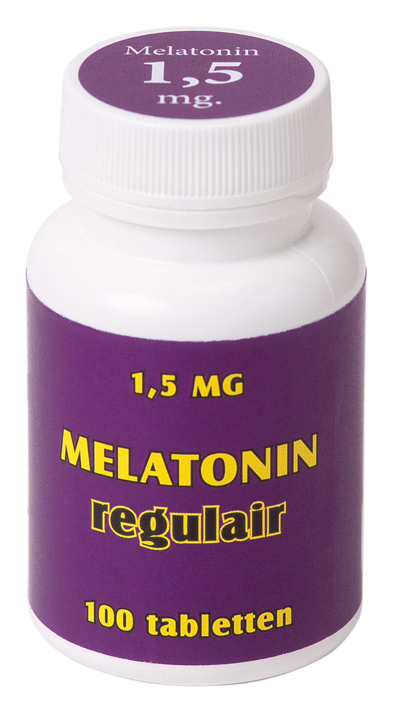 Melatonin 1,5 regulair