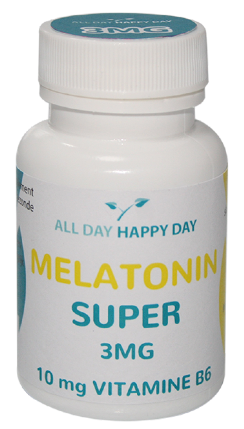 melatonin super 3mg klein