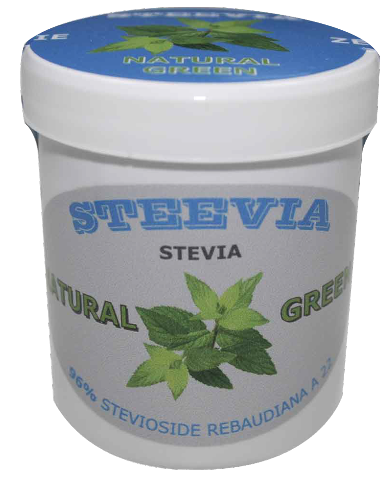 Steevia Natural Green