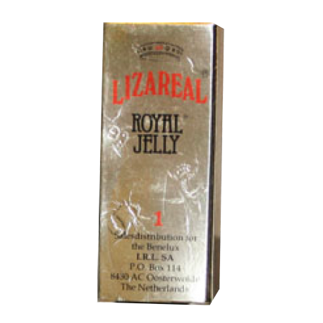 Liza Reaal Royal Jelly 15 x 120 mg
