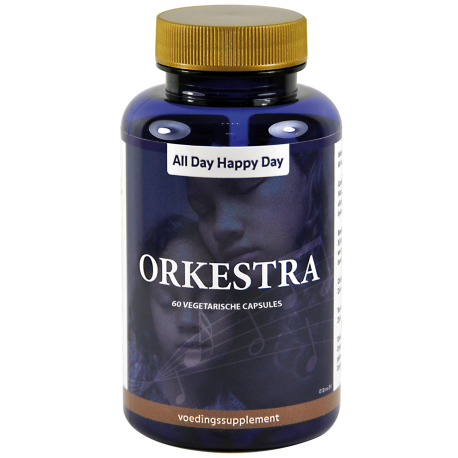 ORKESTRA All Day Happy Day capsules
